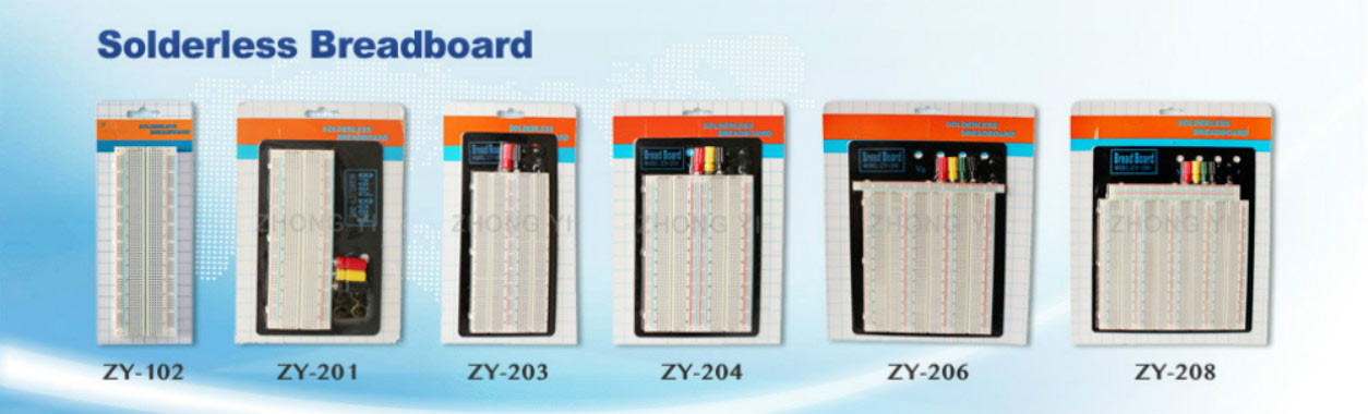 China best Electronics Breadboard on sales