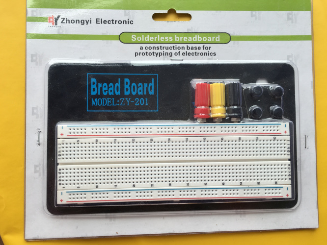 abs housing material round hole breadboard circuit projects 3 rh electronics breadboard com