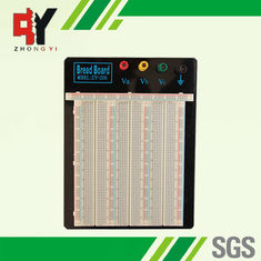 China Testing Electronics Starter Kit Breadboard , Electronic Project Kits For Beginners supplier