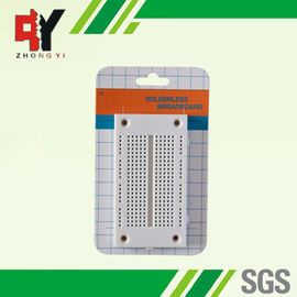 China 1 Terminal Strip Solderable Breadboard Adhesive Paper With Basic Protoboard supplier