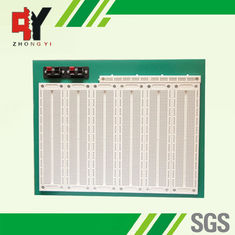 China Educational Breadboard Trainer Kit , Electronic Project Starter Kit supplier
