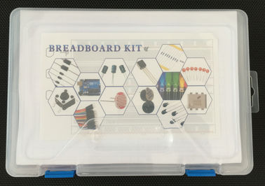 China Random Colour Electronic Kit 830 Point Solderless Bread Board For DIY Circuit supplier