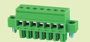 China Electrical MA Plug Type PCB Terminal Block 28-16 AWG Power Terminal Blocks supplier