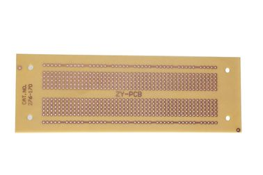 China Prototype PCB Board , FR-1 PCB Breadboard Copper Base UL94 V0 PCB Printed Circuit Board supplier