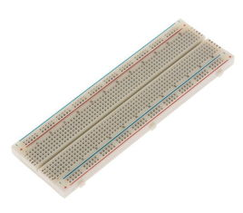 2.54mm 4 Power Rails Electronics 830 Breadboard