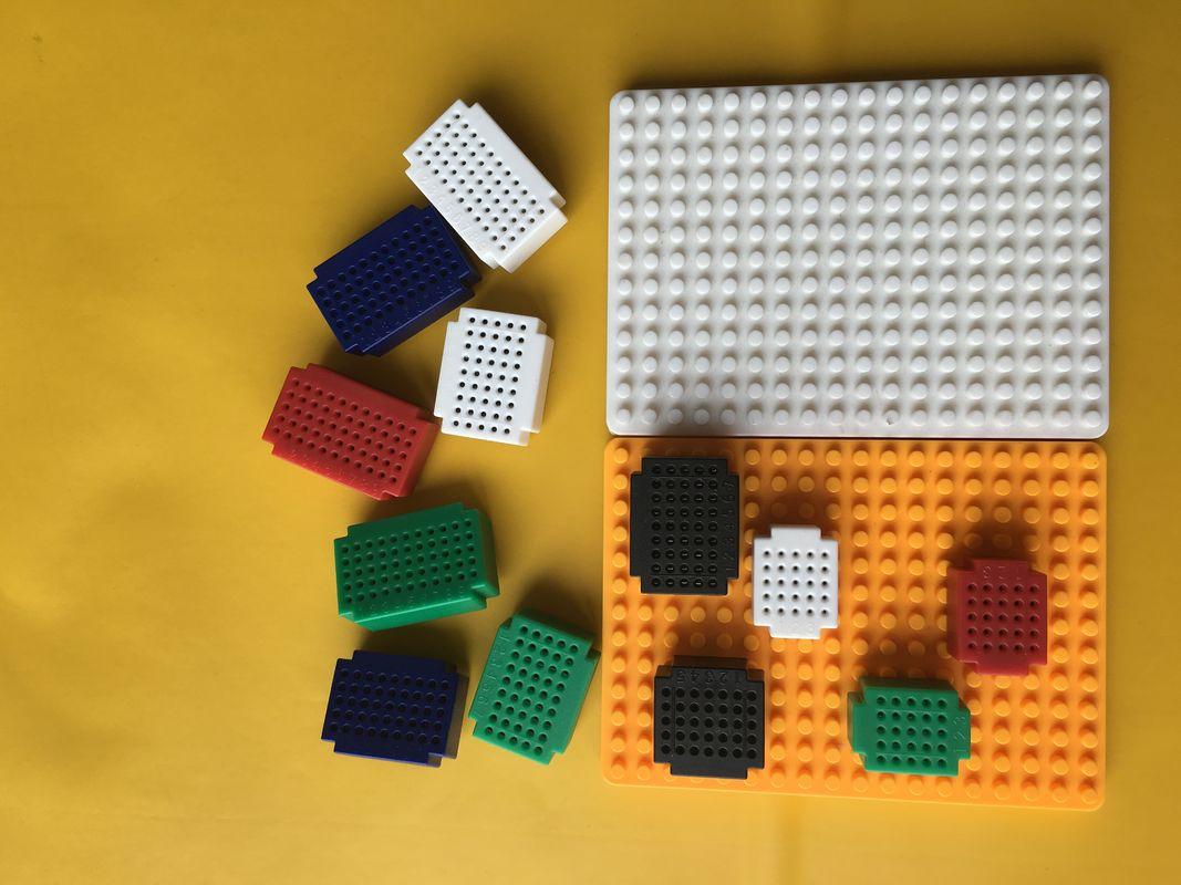 Colored Mini Solderless Breadboard Pcb Circuit Board 9266 Cm