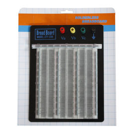 ROHS 2390 Points Solderless Breadboard Electronic Bread Board For Testing