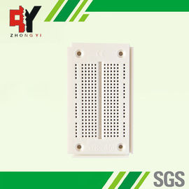 SYB-46 White 270pts 90 x 52 x 8.5mm Solderless Breadboard Test Develop DIY