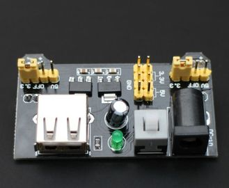 Solderless Breadboard Kit 3.3V 5V Plug-In Breadboard Power Supply