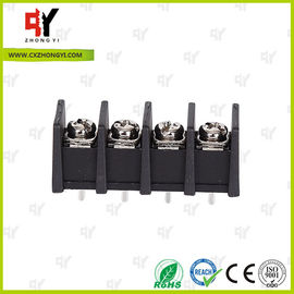 10.0mm Connector Terminal Block 2P - 24P with Wire Range 18 - 10AWG